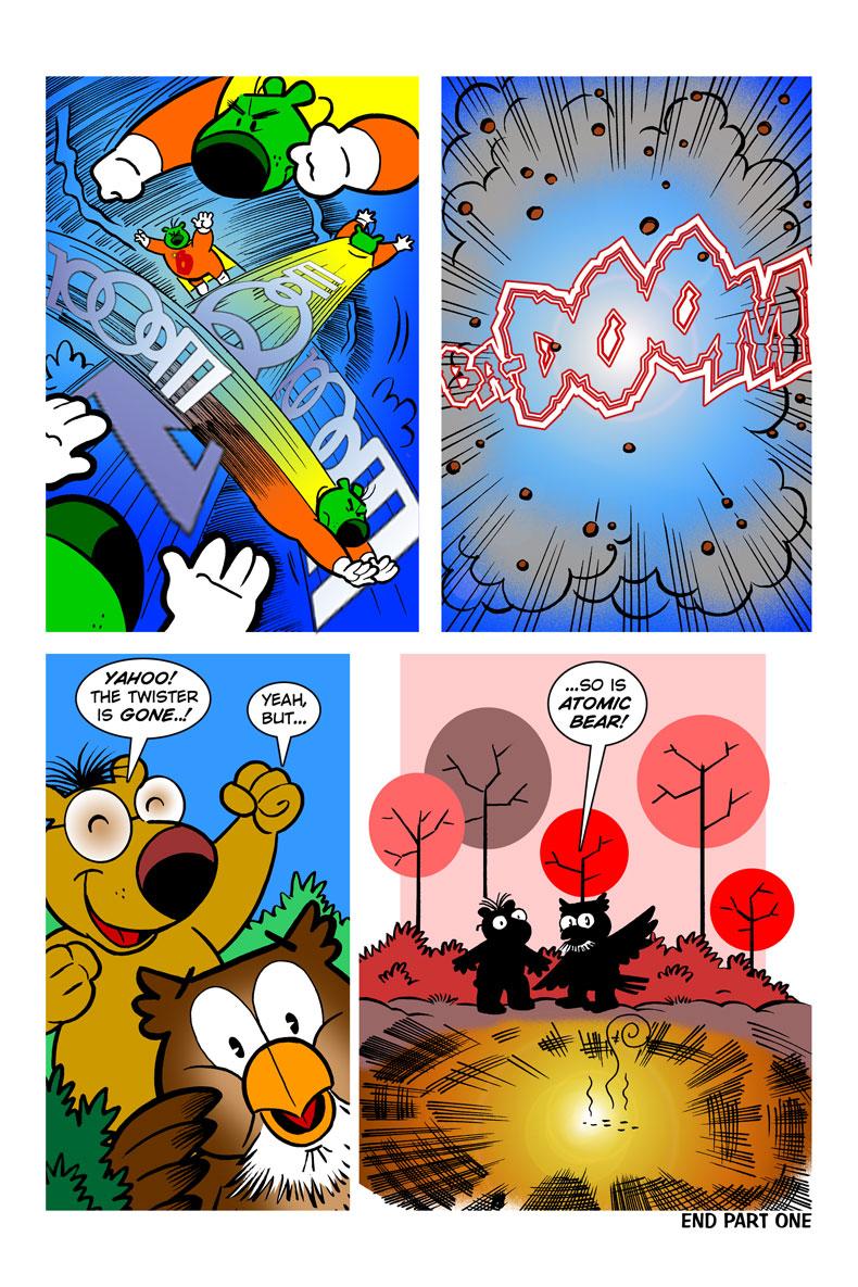 Atomic Bear -- 09