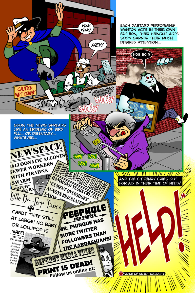 Mayhem, Inc. VS. Skullduggery, LLC -- 08